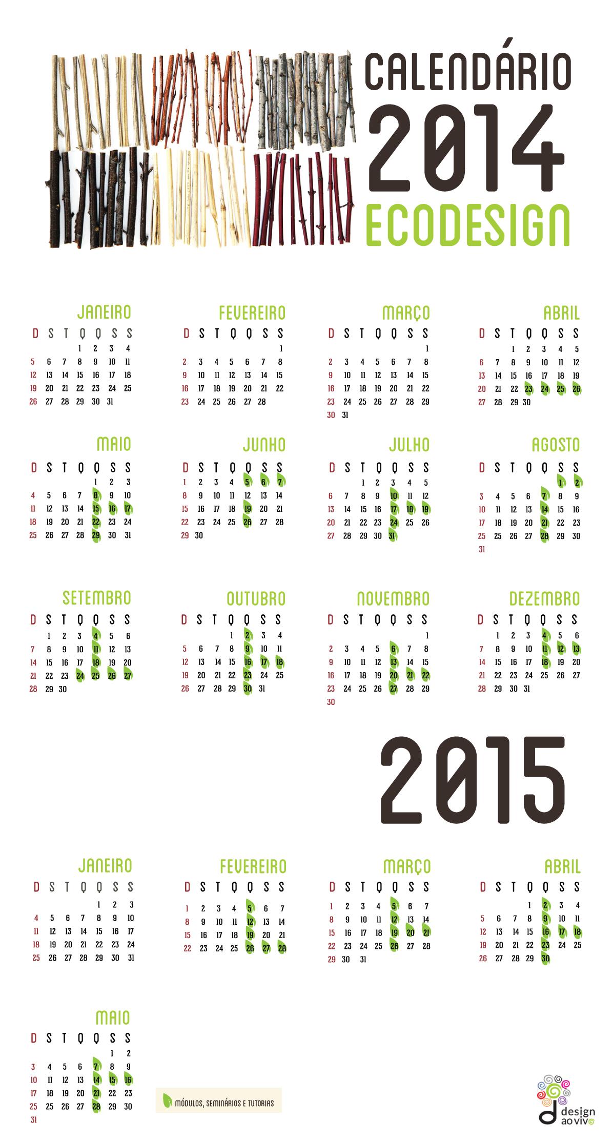 calendario-Ecodesign